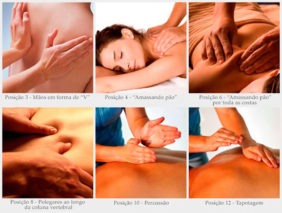 como fazer massagem relaxante em casa