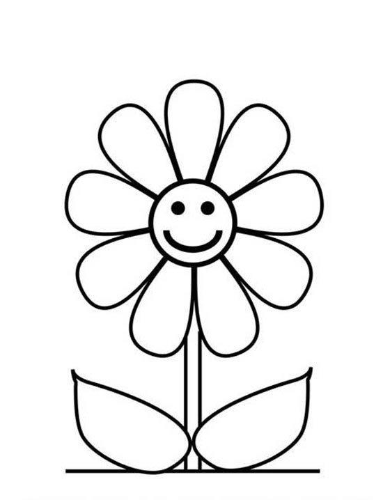 personagem de flor