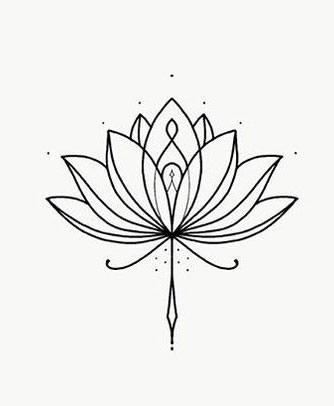 desenho de flor para colorir e imprimir