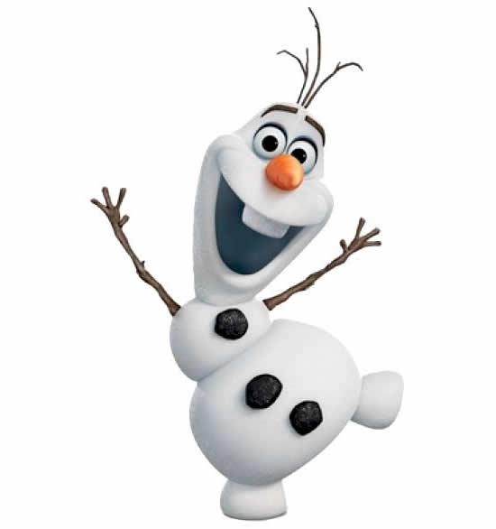 Molde do Olaf