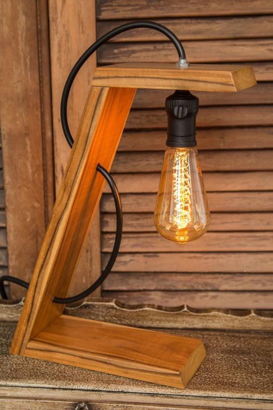 luminaria de pallet