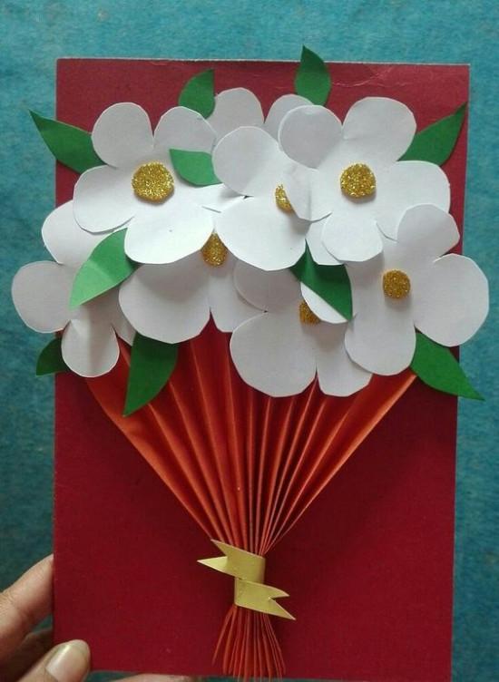 cartão de feliz dia das mâes