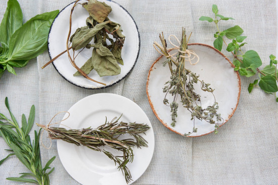 como secar ervas em casa (1)