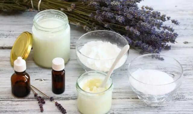 como fazer desodorante natural caseiro
