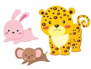 Desenho de animais e bichinhos