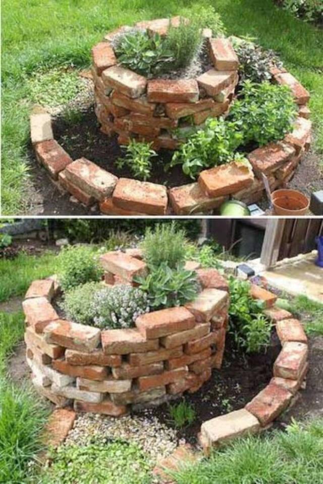 horta espiral