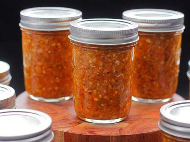 como fazer molho de pimenta