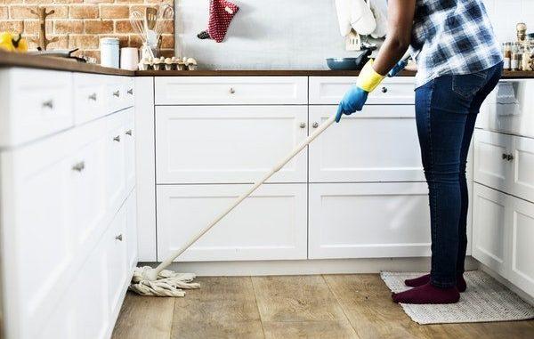 como limpar cozinha