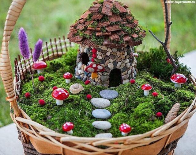 jardim encantado