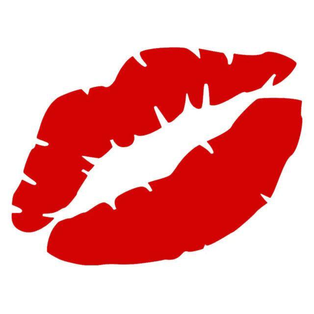 moldes de beijo