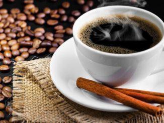 como fazer café com canela
