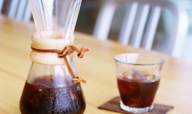 como fazer cold brew café gelado