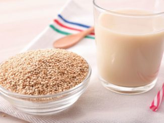 como fazer leite de quinoa