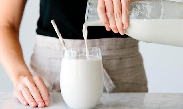como fazer leite de tahine