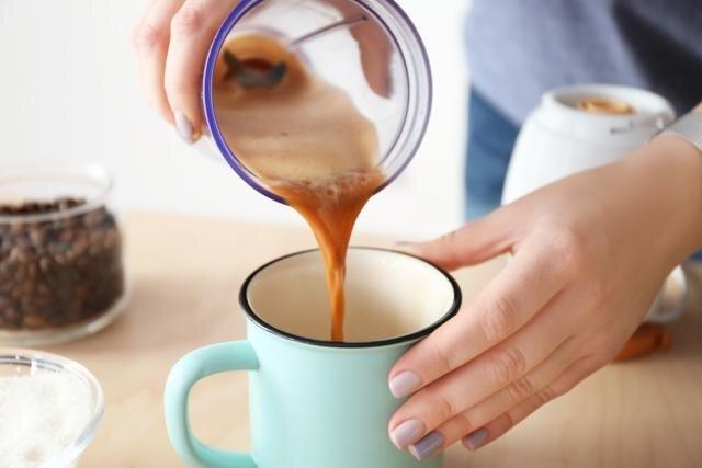 como fazer o cafe bulletproof