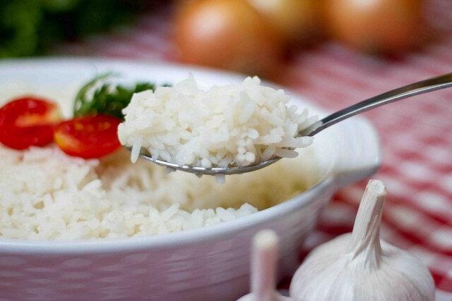 como fazer arroz soltinho